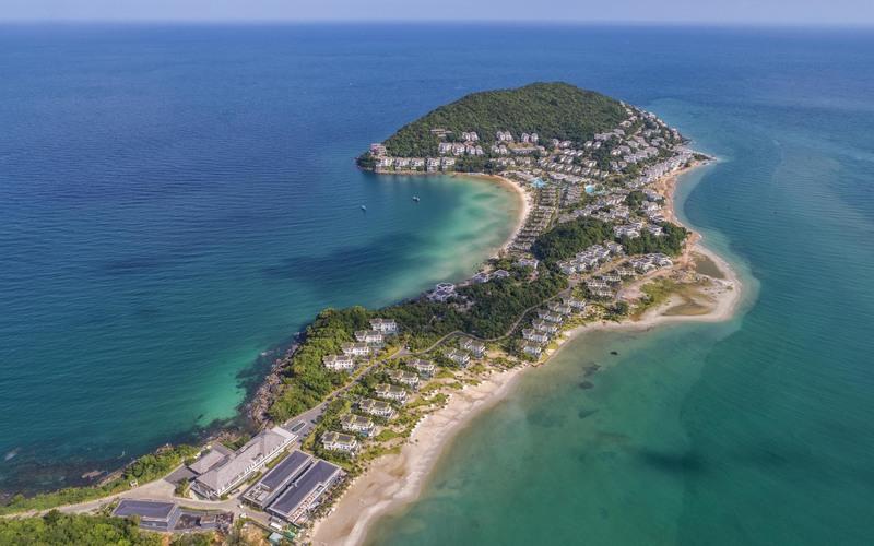 Phú Quốc được bình chọn là một trong 20 bãi biểnp/đẹp nhất Châu Á.