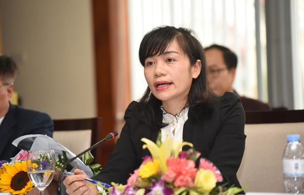 TS. Trần Kim Anh, Phó Vụ trưởng Vụ Kinh tế - Tổng hợp, Ban Kinh tế Trung ương