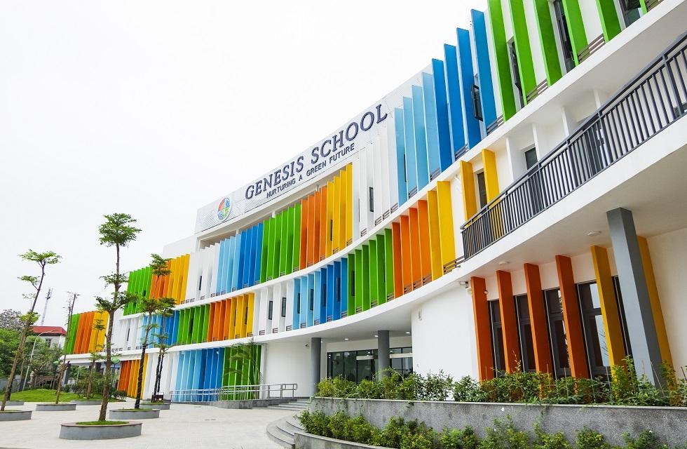 Genesis School tuyển sinh, thêm một lựa chọn trường tiểu học chất lượng quốc tế tại khu vực Tây Hồ