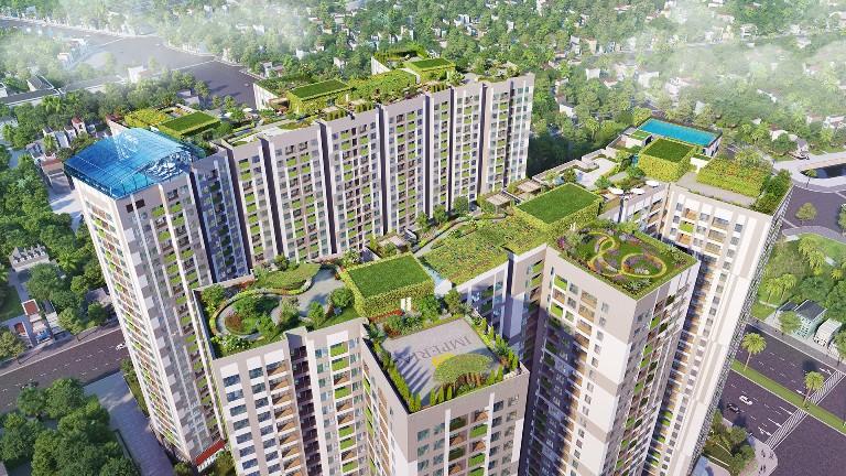 Thanh khoản căn hộ khu vực Minh Khai khởi sắc