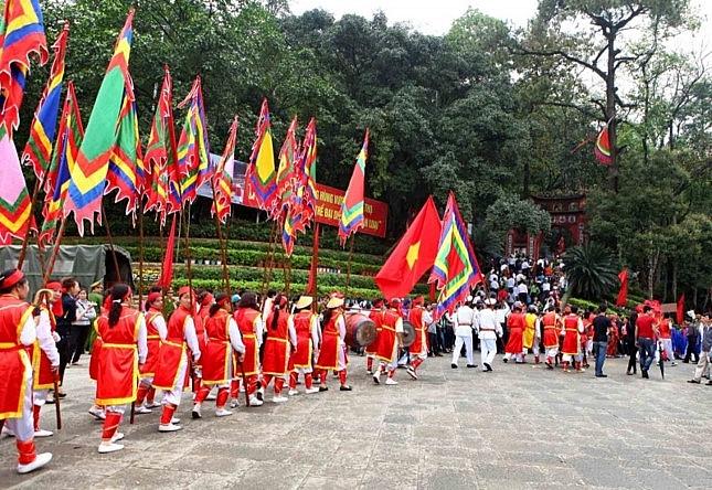 Giỗ tổ Hùng Vương - Giỗ tổ Hùng Vương năm 2019 sẽ diễn ra từ 5 đến 14-4