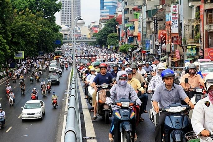 """""""Hà Nội cấm xe máy""""- mới chỉ là ý kiến cá nhân Giám đốc Sở Giao thông vận tải"""