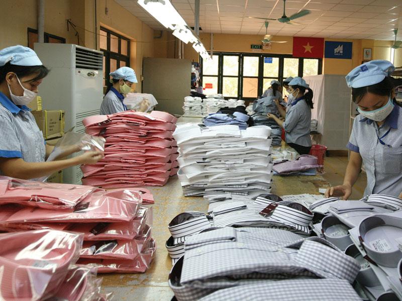 Xuất khẩu hàng Việt Nam vào Thụy Sỹ tăng cao