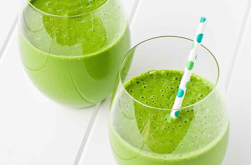 Cách làm nước rau má đậu xanh sữa dừa tuyệt ngon thưởng thức ngày hè