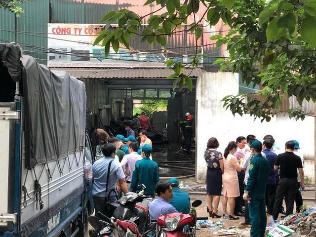 Vụ cháy nhà xưởng khiến 8 người tử vong ở Hà Nội: Còn đó những nỗi lo!