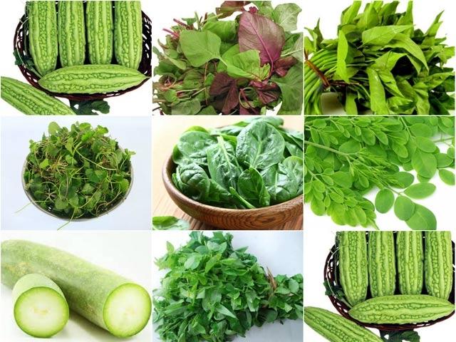 Những loại rau củ có lợi ích bất ngờ trong việc giải nhiệt cơ thể mùa nắng nóng