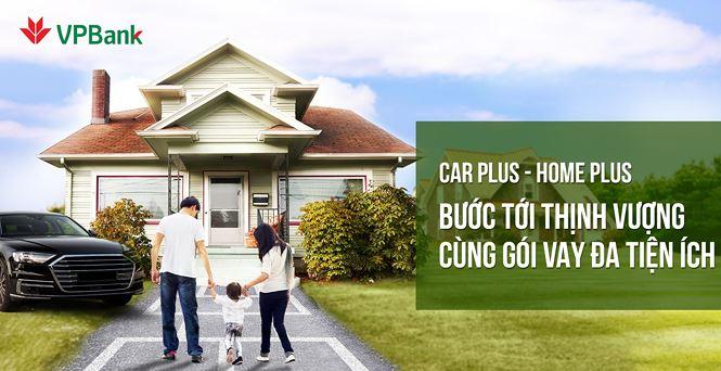Vay ngân hàng mua nhà, mua xe giúp người tiêu dùng dễ dàng chạm tay tới giấc mơ
