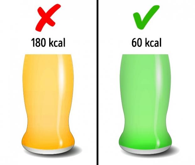 10 lời khuyên giúp bạn giảm cân nhanh mà không cần tập luyện hay ăn kiêng quá nhiều 13