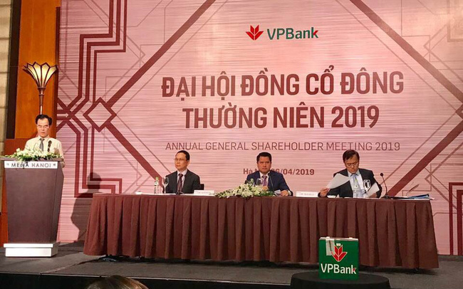 Đại hội đồng cổ đông thường niên năm 2019 của VPBank