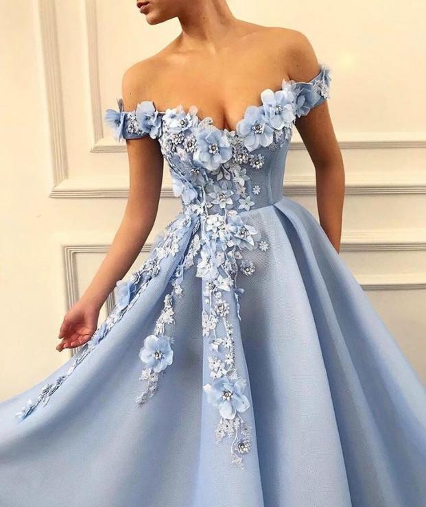 Nhà thiết kế tạo ra những chiếc váy đẹp như cổ tích khiến chị em thích mê 0