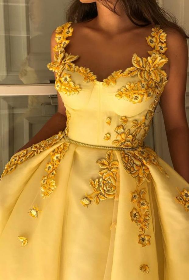 Nhà thiết kế tạo ra những chiếc váy đẹp như cổ tích khiến chị em thích mê 18