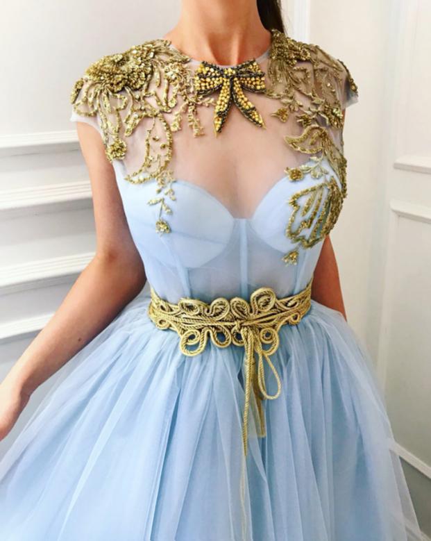 Nhà thiết kế tạo ra những chiếc váy đẹp như cổ tích khiến chị em thích mê 20