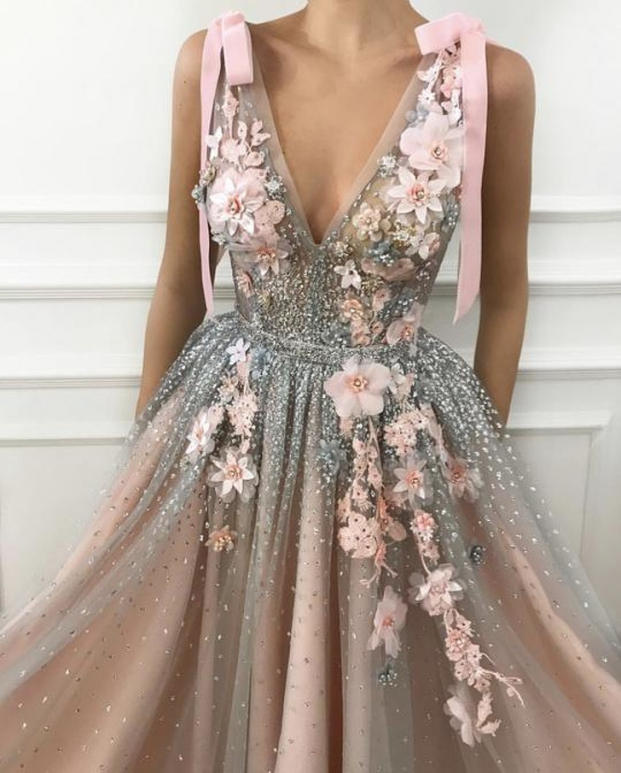 Nhà thiết kế tạo ra những chiếc váy đẹp như cổ tích khiến chị em thích mê 4