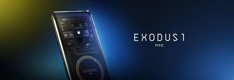 HTC lạc quan về điện thoại blockchain dù Exodus 1 doanh thu kém