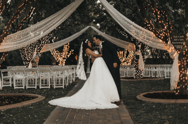 5 ý tưởng trang trí cho đám cưới trong mơ của các cô gái