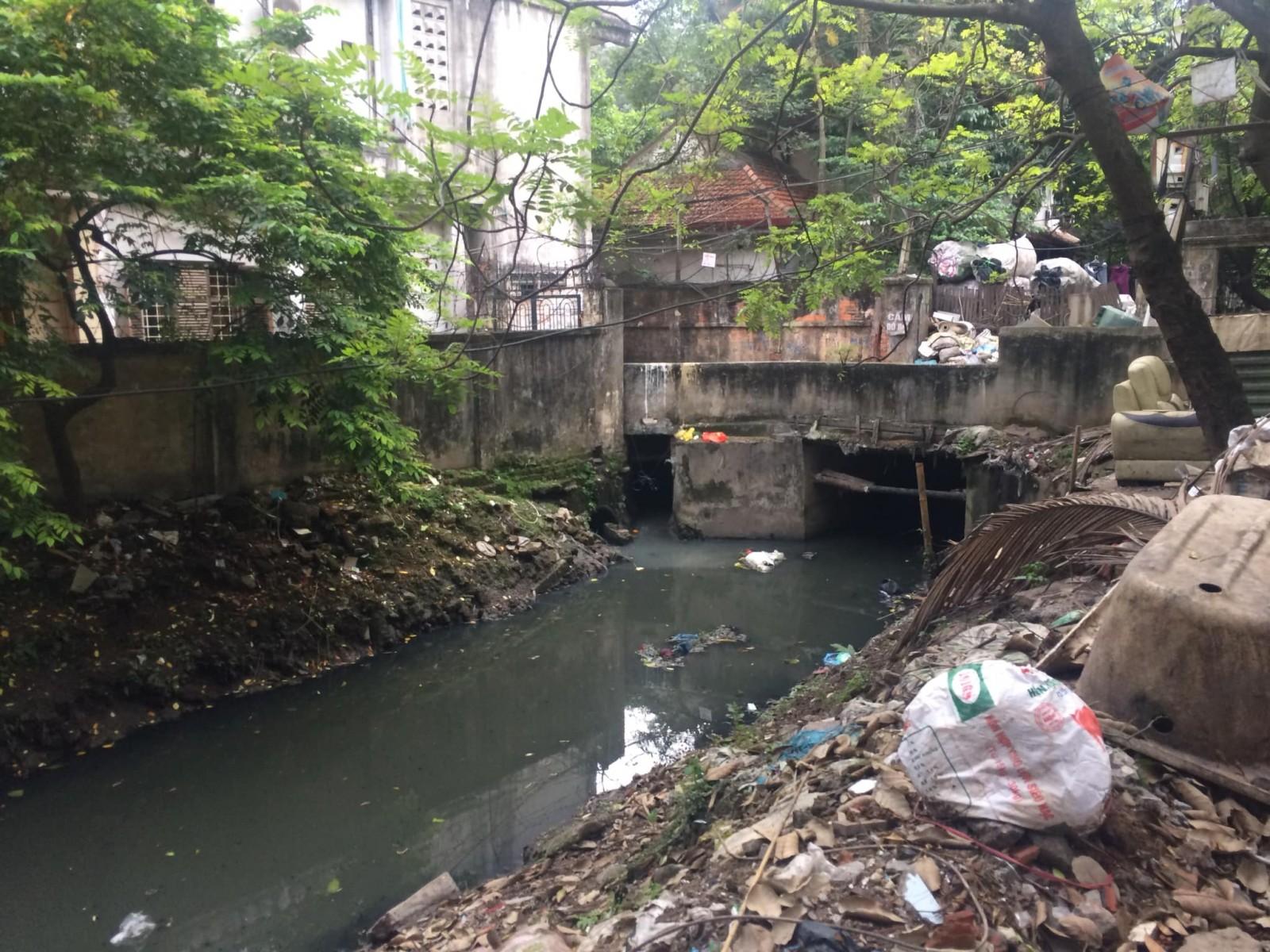 Dự án Mương Kẻ Khế được phê duyệt năm 2008, từ năm 2013 khởi động và chậm trễ nhiều lần nên chưa giải quyết được vấn đề xử lí nguồn nước từ lâu