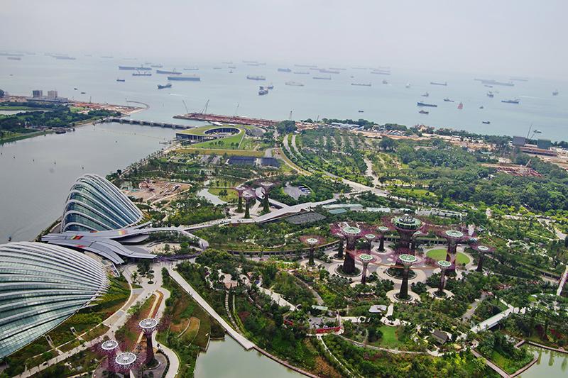 Tiến trình đi đến thành phố thông minh của các đô thị trên thế giới
