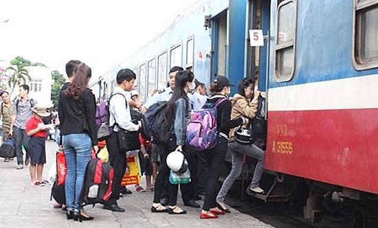Đường sắt thực hiện giảm giá vé cho thí sinh thi đại học