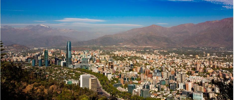 Thủ đô Chile: Từ bầu không khí nguy hiểm đến thành phố xanh
