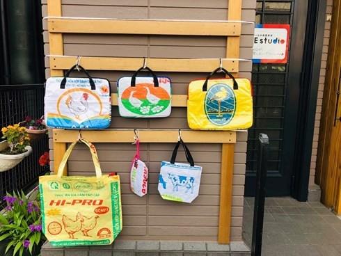 Gần 1 triệu đồng một chiếc túi xách tại Nhật chẳng khác gì bao đựng
