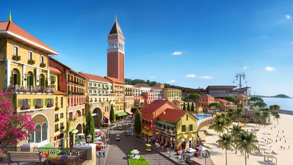 Khu tiện ích dự án Sun Premier Village Primavera làm nức lòng nhà đầu tư
