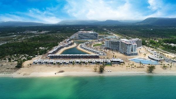 Mövenpick Resort Waverly Phú Quốc đang được hoàn thiện và sẽ đi vào vận hành thử vào tháng 7/2019.
