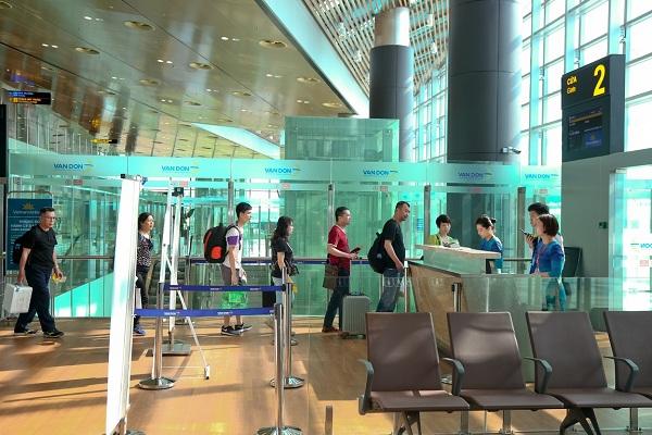 Vân Đồn lọt top 5 sân bay có dịch vụ tốt nhất thế giới