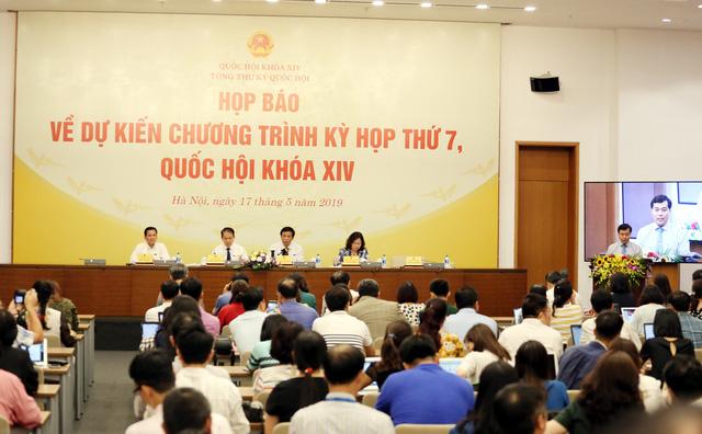 Kỳ họp thứ 7, Quốc hội khóa XIV: Sẽ thông qua Luật Phòng, chống tác hại rượu bia