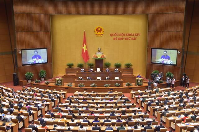 Kỳ họp thứ 7, Quốc hội khóa XIV: Nhiều vấn đề nóng được đưa ra ngay ngày khai mạc
