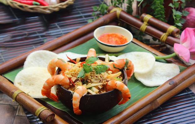 Món ngon mỗi ngày: Giòn ngon gỏi củ hũ dừa bao tử hạ nhiệt ngày nắng nóng