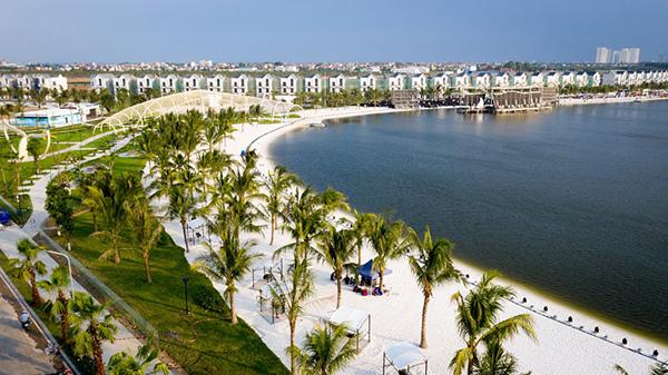 Những điều bất ngờ về thành phố biển hồ Vinhomes Ocean Park