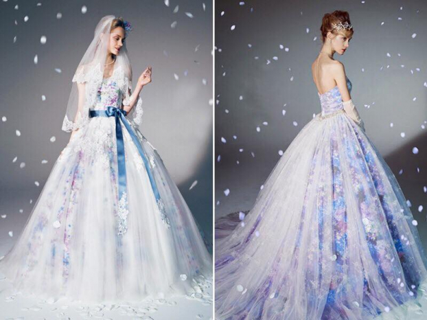 Những xu hướng váy cưới đẹp và xa xỉ nhất năm 2019 1