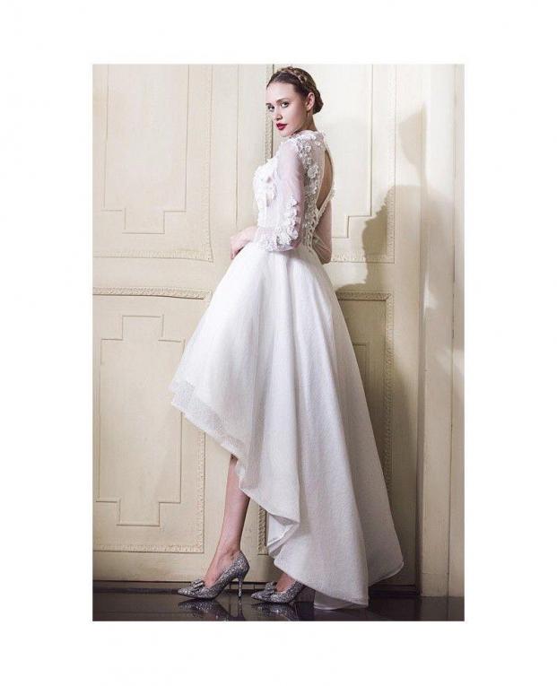 Những xu hướng váy cưới đẹp và xa xỉ nhất năm 2019 2