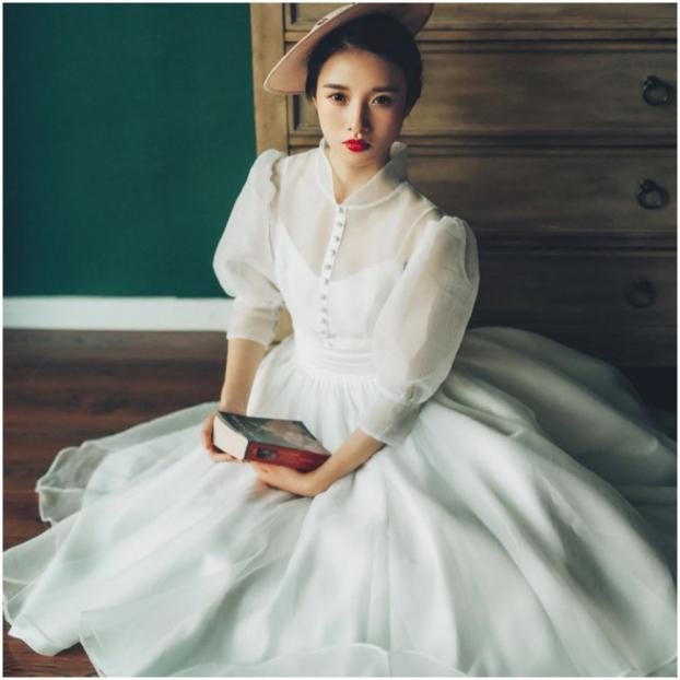 Những xu hướng váy cưới đẹp và xa xỉ nhất năm 2019 3