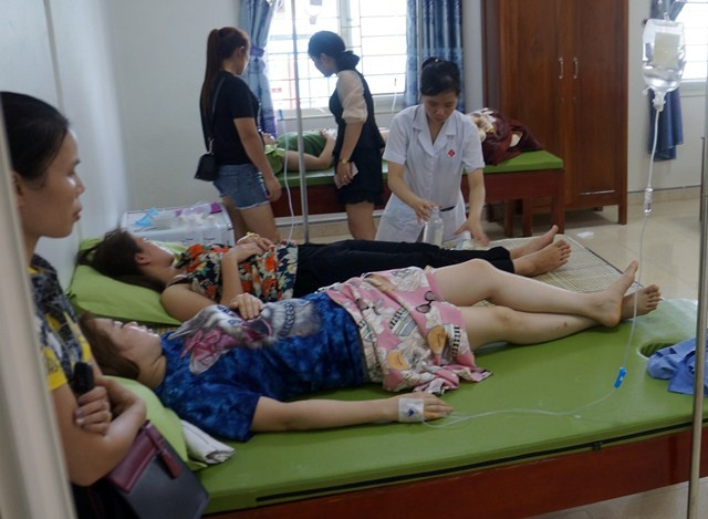 Thông tin mới nhất về hơn 50 du khách nhập viện khẩn cấp nghi ngộ độc sau khi ăn hải sản ở Thanh Hóa