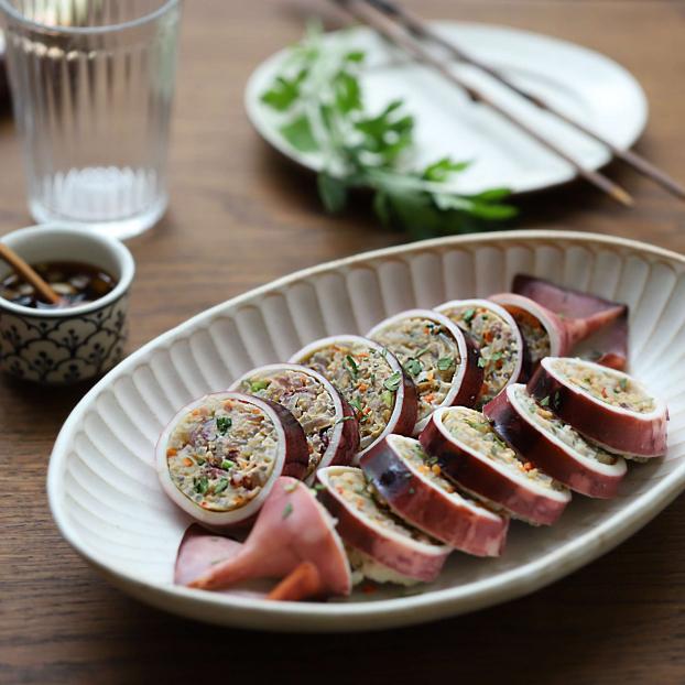 Món ngon mỗi ngày: Công thức mực ống nhồi thịt đậm vị đến nhà hàng cũng phải chào thua 0