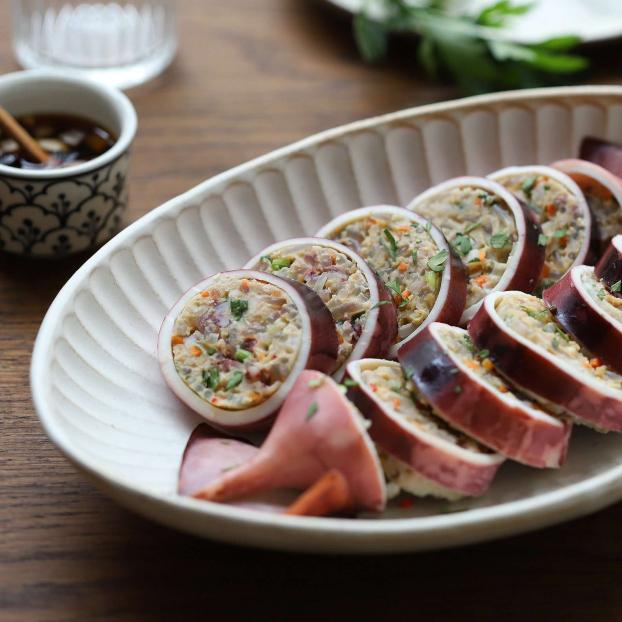 Món ngon mỗi ngày: Công thức mực ống nhồi thịt đậm vị đến nhà hàng cũng phải chào thua 7