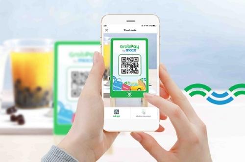 Ưu đãi hấp dẫn cho chủ thẻ Agribank khi thanh toán qua GrabPay by Moca. Ảnh minh họa
