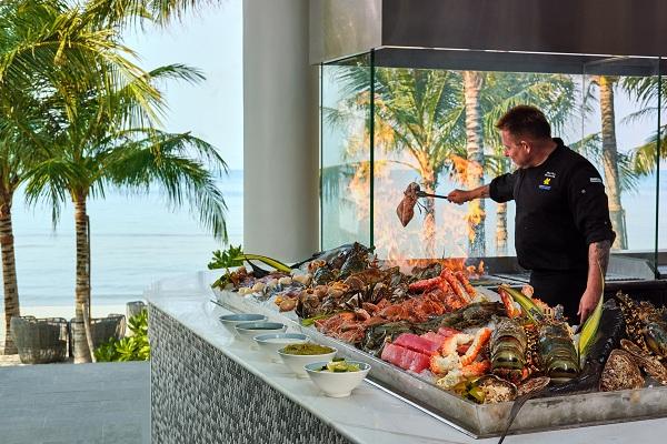 Đem đam mê tinh hoa ẩm thực bốn phương đến Đảo Ngọc Phú Quốc