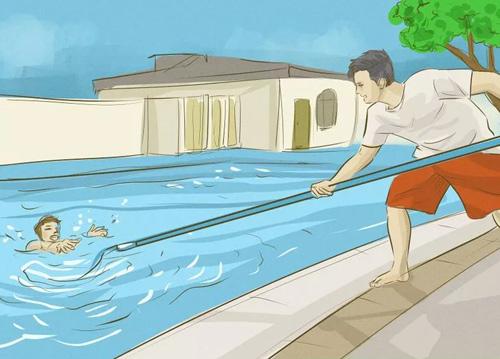 Những kỹ năng cần có để an toàn khi cứu người đuối nước