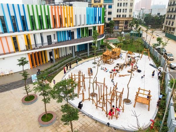 Capital House nhận chứng chỉ xanh LOTUS hạng vàng cho Genesis School