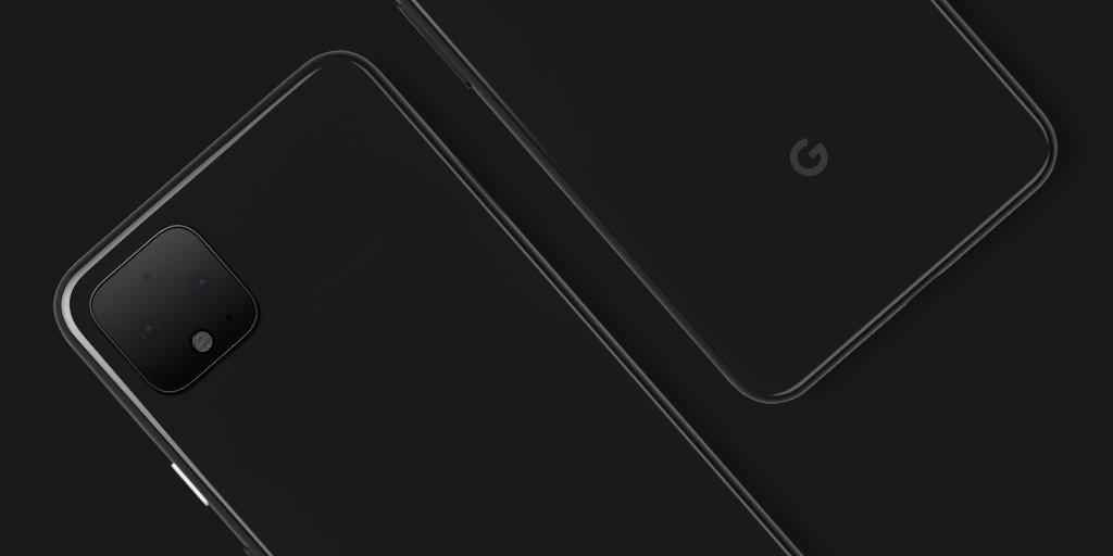 Google xác nhận thiết kế của Pixel 4 với cụm camera vuông