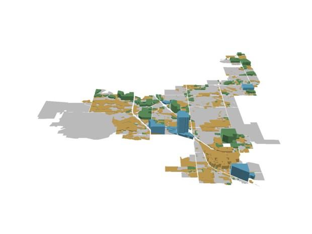 Quy hoạch thành phố thông minh: Bắt đầu từ bản đồ nước