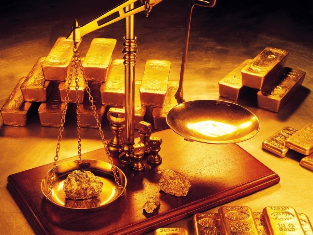 Giá vàng hôm nay 18/6: Vàng vọt lên đỉnh