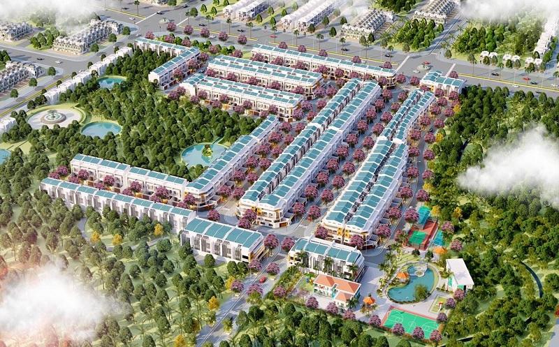 Đất Xanh Premium chính thức giới thiệu dự án Tân Phước Khánh Village