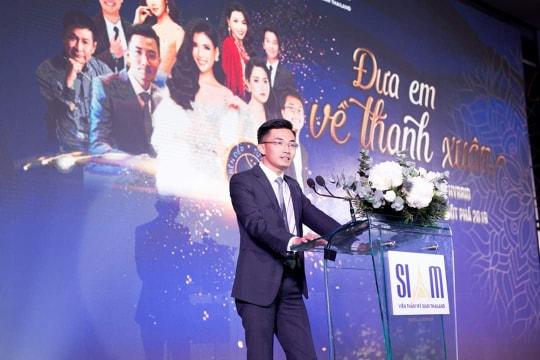 Ông Thái Hoàng Sơn - Chuyên gia thẩm mỹ công nghệ cao.