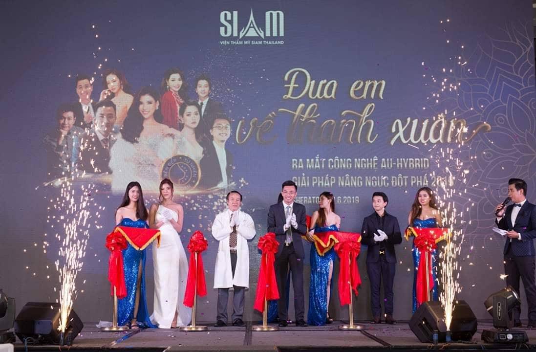 Viện thẩm mỹ Siam Thailand công bố giải pháp nâng ngực thế hệ mới Au-hybrid
