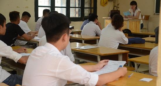 Thi THPT quốc gia 2019: 22 thí sinh bị đình chỉ thi trong buổi thi đầu tiên