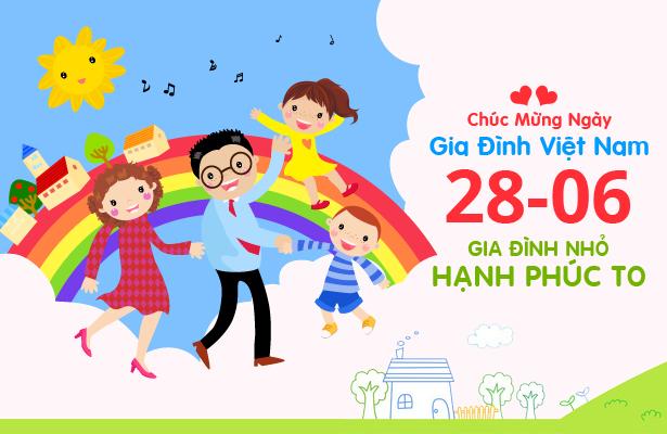 Ngày Gia đình Việt Nam 2019: 30 lời chúc hay và ý nghĩa nhất
