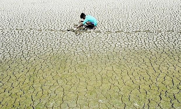 Nguy cơ biến đổi khí hậu